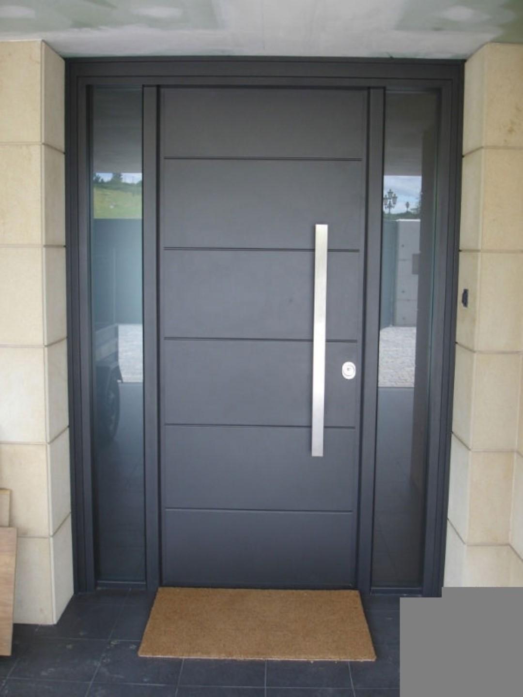 Puertas de entrada carpinter a beyfer for Puertas de entrada de pvc